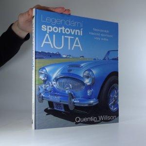 náhled knihy - Legendární sportovní auta