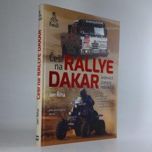 náhled knihy - Češi na Rallye Dakar. Jedenáct zlatých ročníků