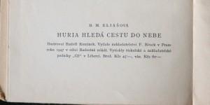 antikvární kniha Huria hledá cestu do nebe : Příhody novozélandského děvčátka, 1947