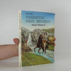 náhled knihy - Vinnetou mezi beduíny. (Supové Mexika 2)