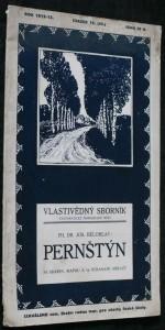 náhled knihy - Vlastivědný sborník: Pernštýn, svazek 10. (45.)