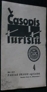 náhled knihy - Časopis turistů r. XLV. č.4..