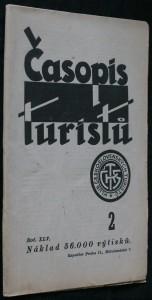 náhled knihy - Časopis turistů r. XLV. č.2.