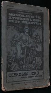 náhled knihy - Českoskalicko : Krajem Boženy Němcové svazek 22.