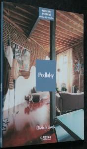 náhled knihy - Podlahy moderní bydlení design & tvorba