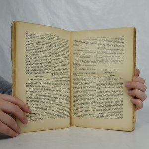antikvární kniha Soubor spisů Václava Klimenta Klicpery. Díl II., Dramatické práce vážné. Část I. a II., 1906-1907