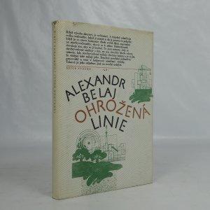 náhled knihy - Ohrožená linie