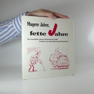 náhled knihy - Magere Jahre, fette Jahre