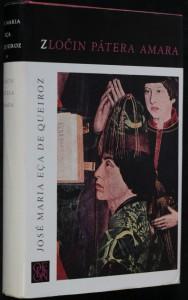 náhled knihy - Zločin pátera Amara : Výjevy z nábožného života