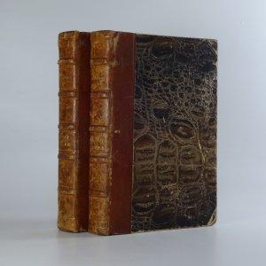 náhled knihy - Králův šašek. Díl I., II. (2 svazky)