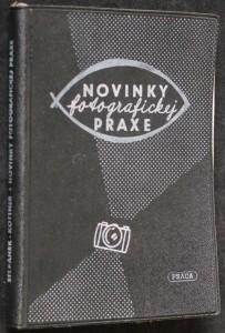 náhled knihy - Novinky fotografickej praxe