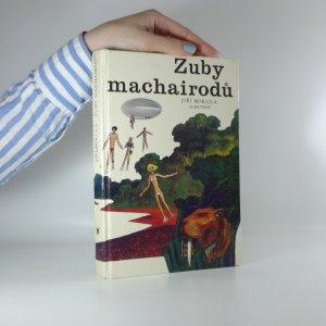 náhled knihy - Zuby machairodů