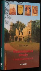 náhled knihy - Podivuhodné osudy v českých dějinách II
