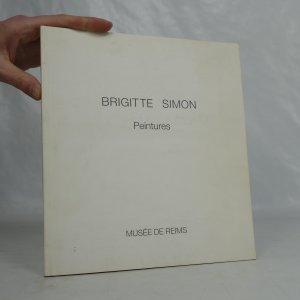 náhled knihy - Peintures Brigitte Simon