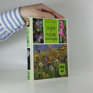 náhled knihy - Guide des Fleurs sauvages