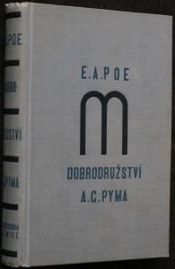 náhled knihy - Dobrodružství A. G. Pyma
