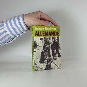 náhled knihy - Allemande