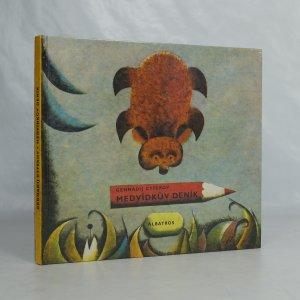 náhled knihy - Medvídkův deník