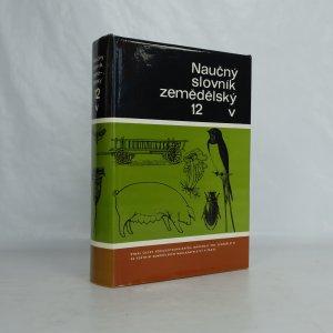 náhled knihy - Naučný slovník zemědělský