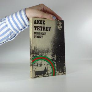 náhled knihy - Akce Tetřev