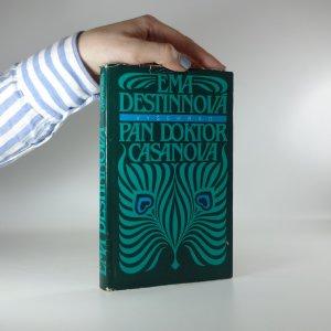 náhled knihy - Pan doktor Casanova