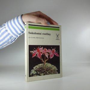 náhled knihy - Sukulentní rostliny