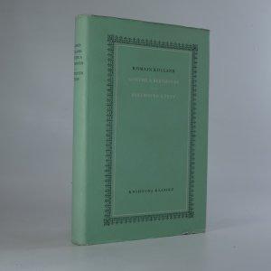 náhled knihy - Goethe a Beethoven / Beethoven a ženy