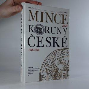 náhled knihy - Mince zemí Koruny české 1526-1856. Dodatek I.
