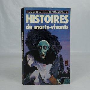náhled knihy - Histoires de morts-vivants