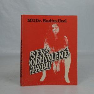 náhled knihy - Sex - odhalené tabu