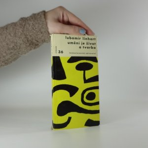 náhled knihy - Umění je život a tvorba