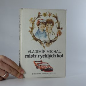 náhled knihy - Mistr rychlých kol