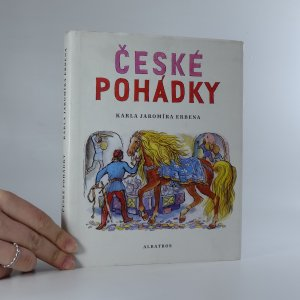 náhled knihy - České pohádky Karla Jaromíra Erbena