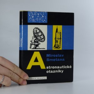 náhled knihy - Astronautické otazníky