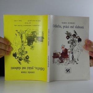 náhled knihy - Odleťte, ptáci mé slabosti