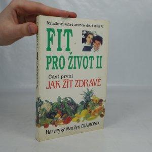 náhled knihy - Fit pro život II. Jak žít zdravě