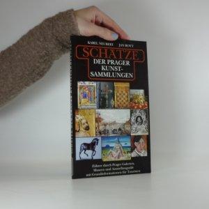 náhled knihy - Schätze der Prager Kunst-Sammlungen. (Poklady pražských uměleckých sbírek)