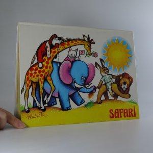 náhled knihy - Safari (pop-up leporelo)