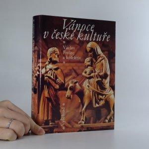 náhled knihy - Vánoce v české kultuře