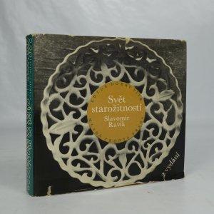 náhled knihy - Svět starožitností