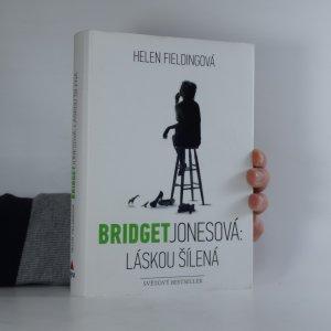 náhled knihy - Bridget Jonesová. Láskou šílená