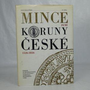 náhled knihy - Mince zemí Koruny české 1526-1856 (2. díl)