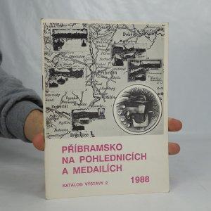 náhled knihy - Příbramsko na pohlednicích a medailích - Katalog výstavy 2