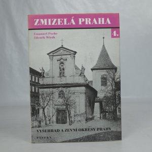 náhled knihy - Zmizelá Praha 4. - Vyšehrad a zevní okresy Prahy