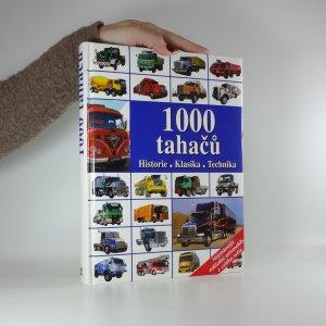 náhled knihy - 1000 tahačů. Historie, klasika, technika
