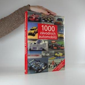 náhled knihy - 1000 závodních automobilů
