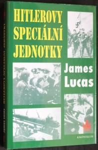náhled knihy - Komando : Hitlerovy speciální jednotky