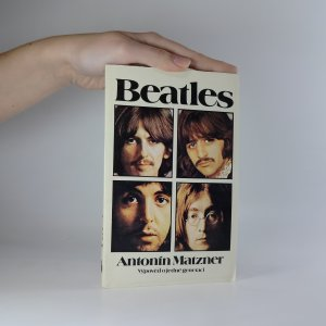 náhled knihy - Beatles. Výpověď o jedné generaci
