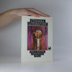 náhled knihy - Čítanka literatury pro 4. ročník středních škol