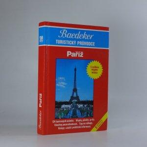 náhled knihy - Turistický průvodce - Paříž